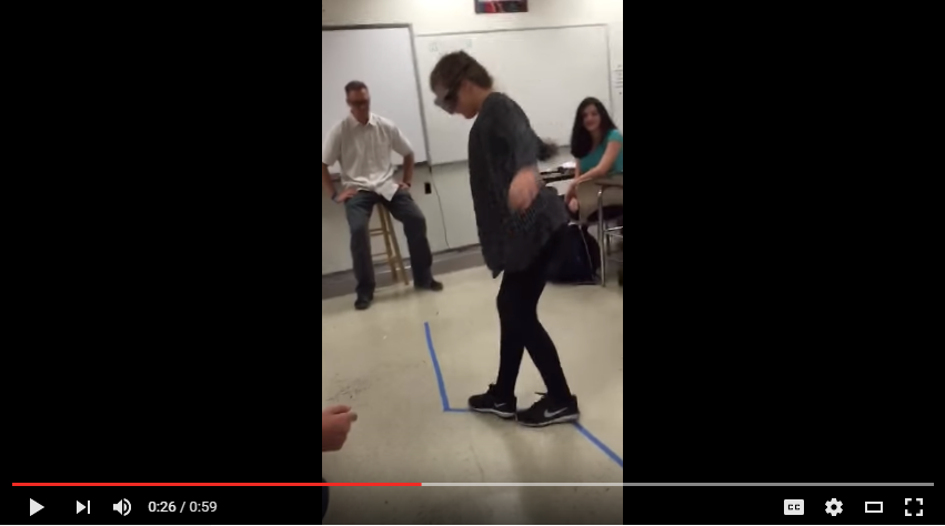 Class Lesson Using Drunk Goggles Has A Hilarious Backfire - WATCH