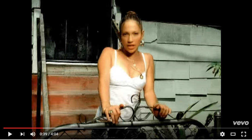 Have You Ever Caught On To The Sneaky Jennifer Lopez Mis-Heard Lyric??! - WATCH & LISTEN