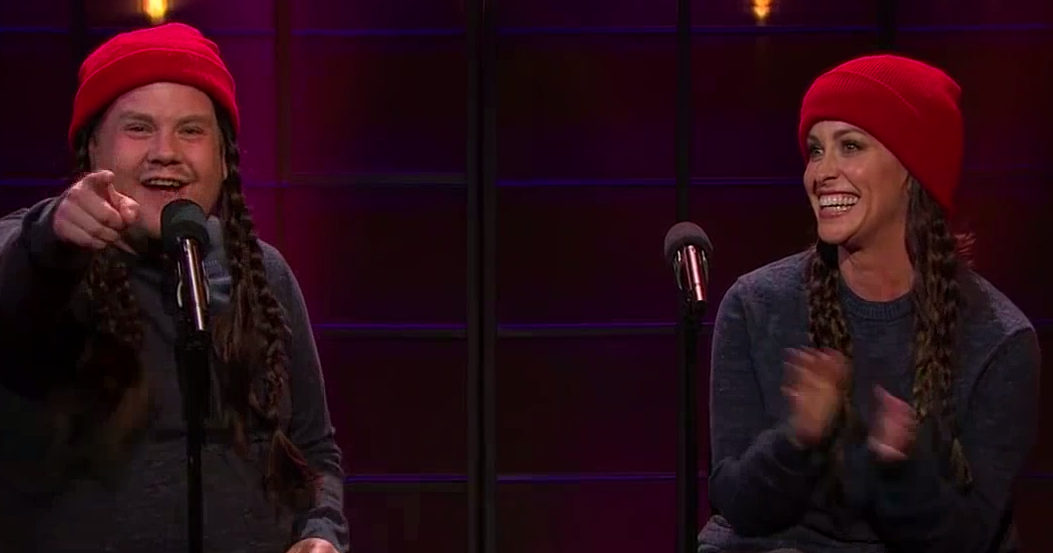 "Alanis Morisette updates ""Ironic"" lyrics - and it's ah-mazing! WATCH!"