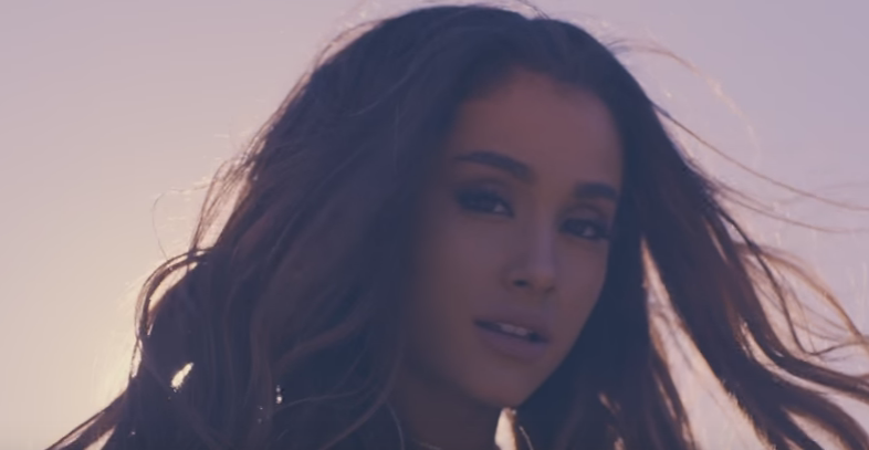 WATCH!  Ariana Grande - Into You  ....new video!