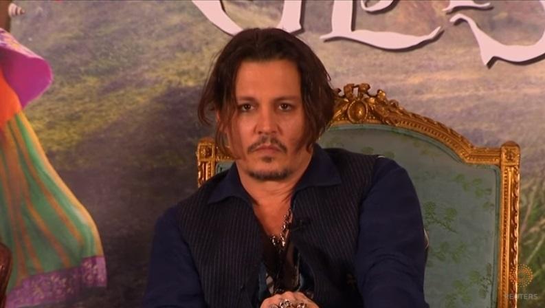 Johnny Depp Mocks Australia Dog Importing Fiasco During Press Tour