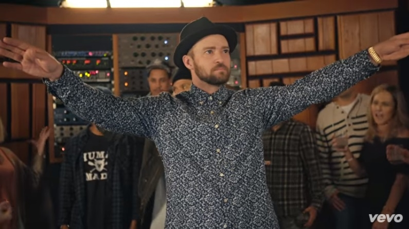 Song Of The Summer?!?: Justin Timberlake's New Song & Video For 'Can't Stop The Feeling!'