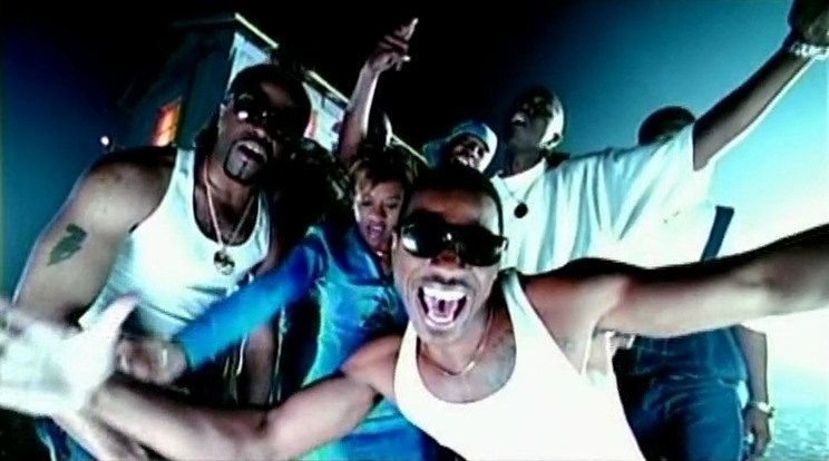 WHAT?? You thought THIS was the FIRST BLACKSTREET SONG....NOPE