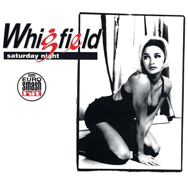The year was 1995... And my CRUSH on WHIGFIELD was REAL!  (WATCH)