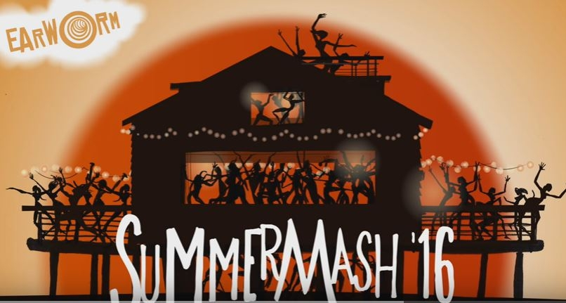 "The full list of songs that are mixed into DJ Earworm's ""Summer smash 2016""!"