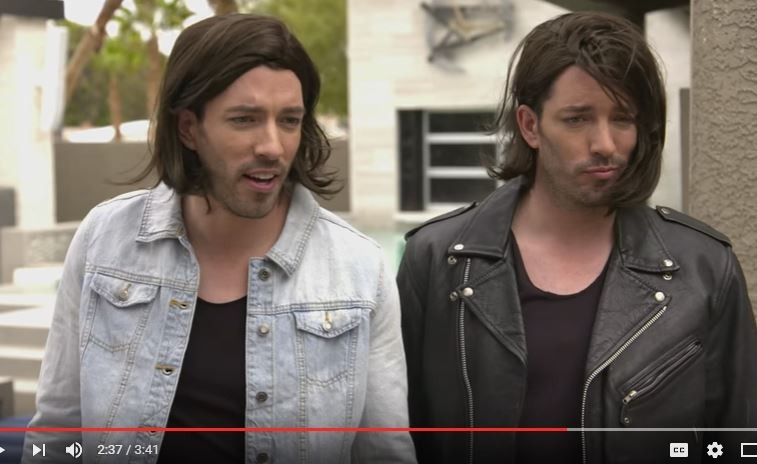 It's a showdown! Tegan & Sara v.s. the Property Brothers to find out who will be the ultimate musical twins. *NSFW*