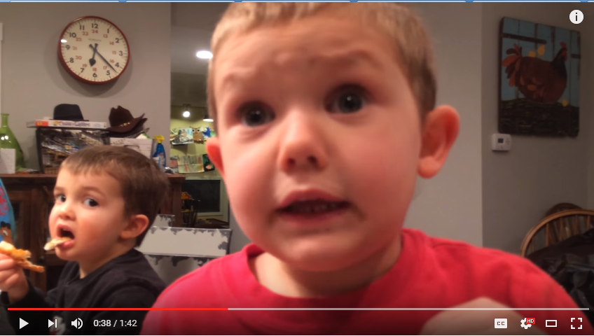 4 Year Old Has Adorably Cute Answer To Why He Doesn't Want To Get Married - WATCH