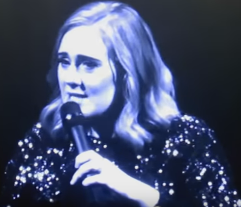 Adele dedicates her show to Orlando - WATCH