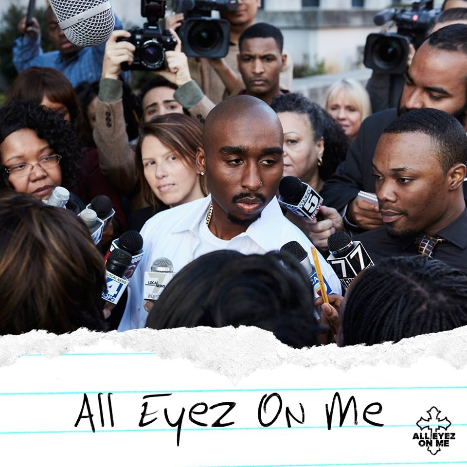 "It's FINALLY happening!!!... A 2PAC Biopic... ""All Eyez On Me"" Trailer.. (WATCH)"