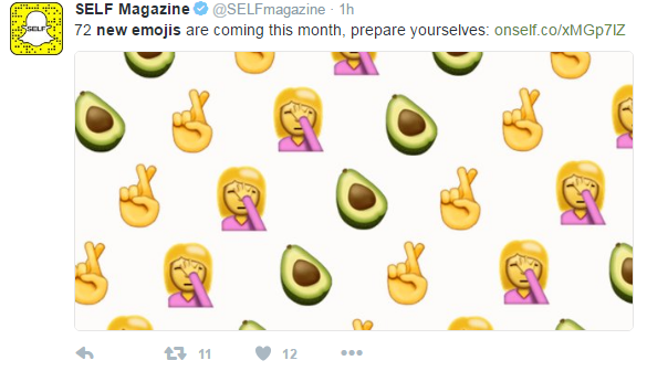 NEW emojis are coming!