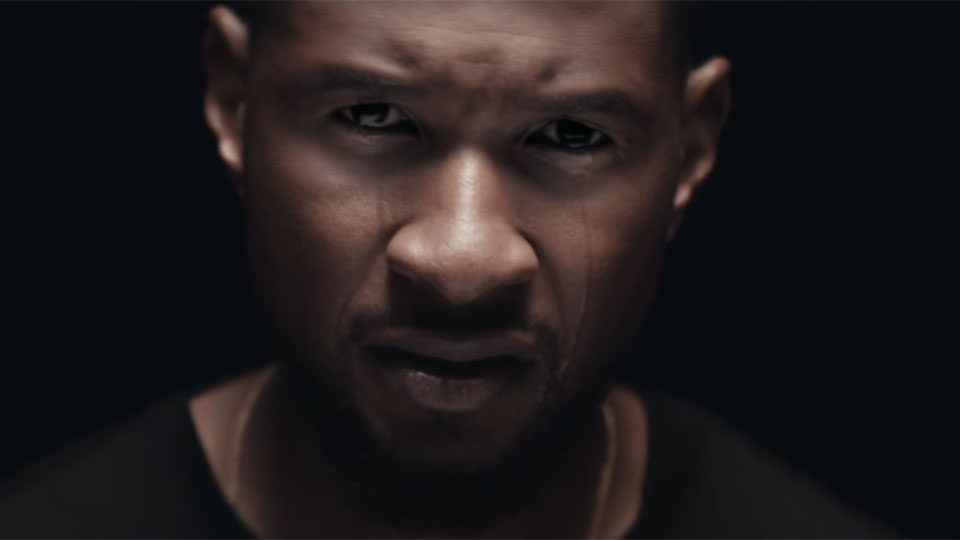 "With a NEW ALBUM on the way...USHER drops visuals for ""Crash"" (WATCH)"