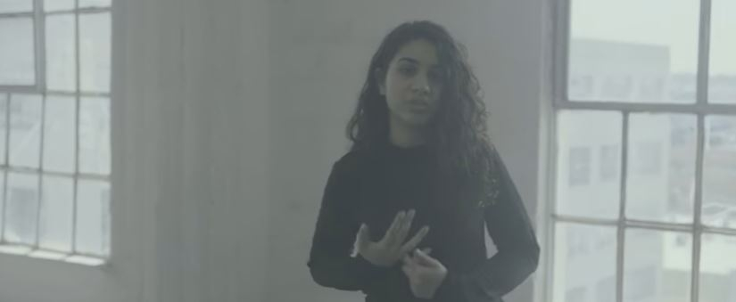 "New music video for Alessia Cara ""Scars To Your Beautiful"""