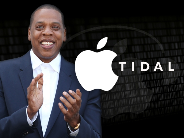Is APPLE looking to BUYOUT Jay-Z's TIDAL Streaming Service?????