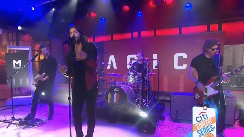 """MAGIC! are making the rounds.. Performing """"RED DRESS"""" LIVE on """"Today Show"""" (WATCH)"""