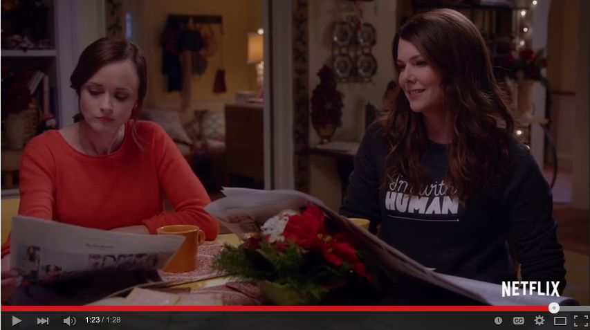 HOORAY - A Teaser and Date Has Finally Be Released For The New Season of 'Gilmore Girls' - WATCH