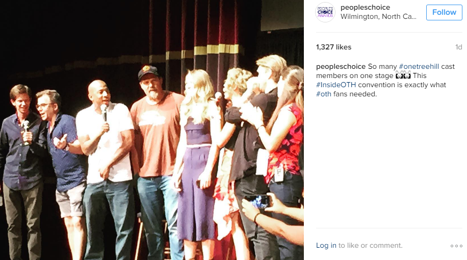 The Cast Of 'One Tree Hill' Reunited And Sang A Little 'I Don't Wanna Be' Karaoke Style - WATCH