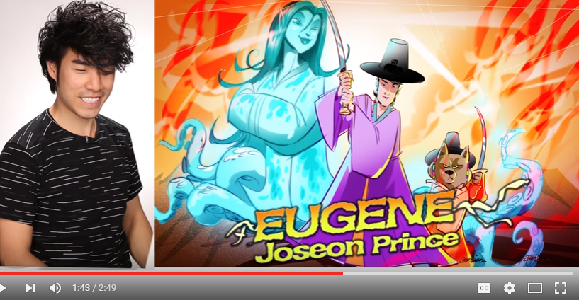 The Staff At BuzzFeed Get Drawn As Disney Characters - WATCH