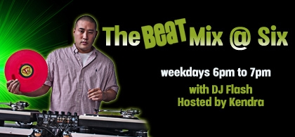 The Beat Mix @ Six with DJ Flash
