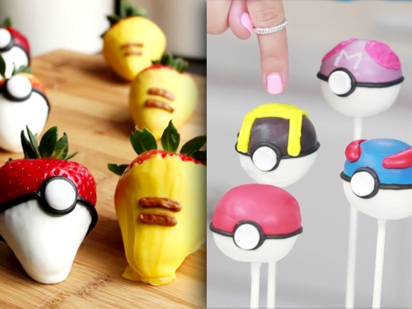 Pokémon Go-Themed Desserts...cause WHY NOT!