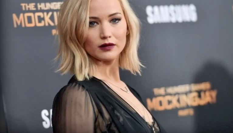 Jennifer Lawrence is once again the highest paid actress.