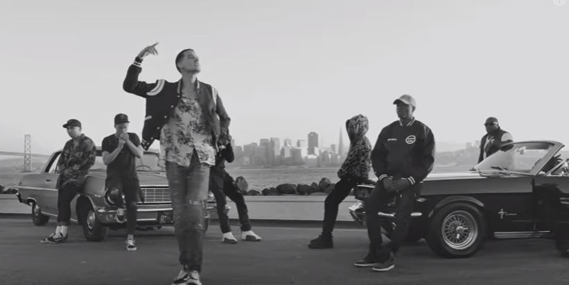 "G-Eazy drops new music video for ""Calm Down"" ahead of this Sunday's VMA performance."