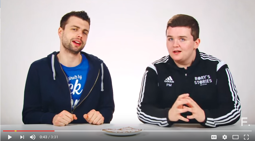 The Beat All day Breakfast Is Coming, So Why Not Watch Irish People Try Pop Tarts For The First Time - WATCH