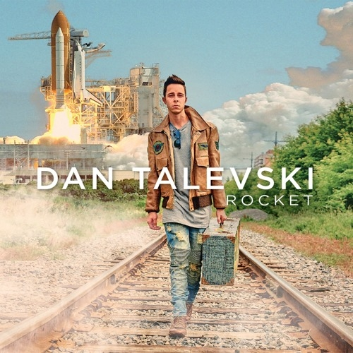 "DAN TALEVSKI's song ""ROCKET"" is SOOO 80's and I LOVE IT! (Listen)"