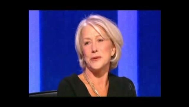 Helen Mirren Got Her Revenge On That Sexist Interviewer from The 70's