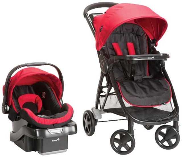 6000 'Safety 1st' Strollers recalled