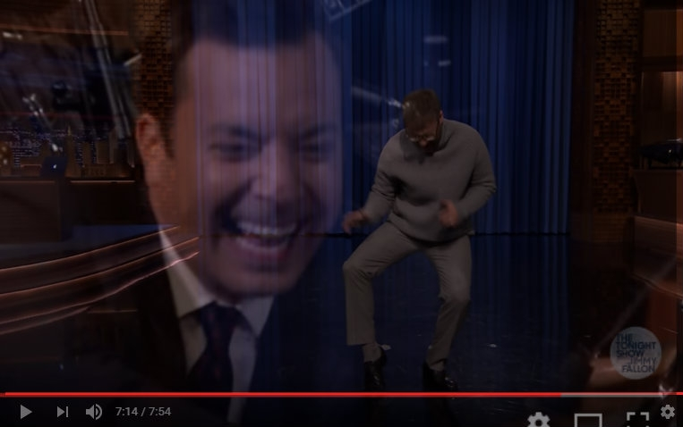 Seth Rogen Slays Fellow Canadian's 'Hotline Bling' In Latest Lip Sync Battle With Jimmy Fallen - WATCH