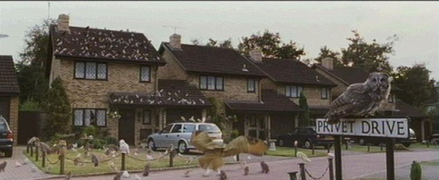 Guess How Much The Dursley's House From Harry Potter, Complete With Staircase Bedroom, Is On The Market For?