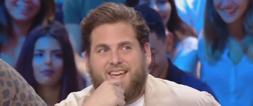 Weather presenter mocks Jonah Hill on French television. WATCH/LISTEN..