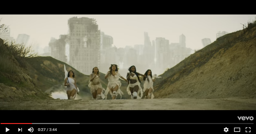 "Latest single from Fifth Harmony ""That's My Girl"" NOW has a music video! WATCH"