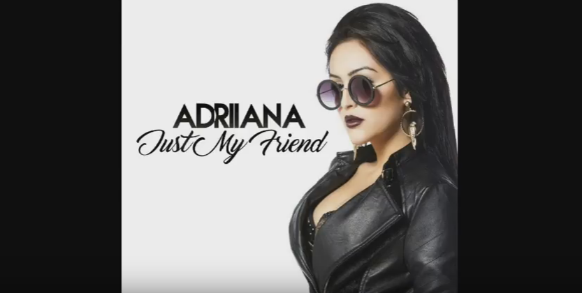 "New music from Toronto based artist Adriiana called ""Just My Friend"". Let me know what you think?! LISTEN.."