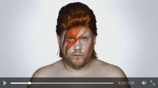 James Corden Gets Mixed Reviews In New Apple Music Add. You Be The Judge - WATCH