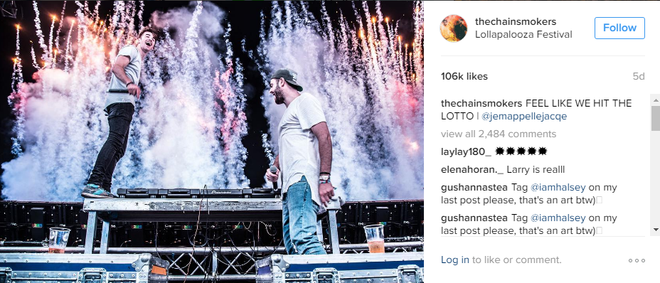 Chainsmokers Tease NEW Music With None Other Than Chris Martin - LISTEN