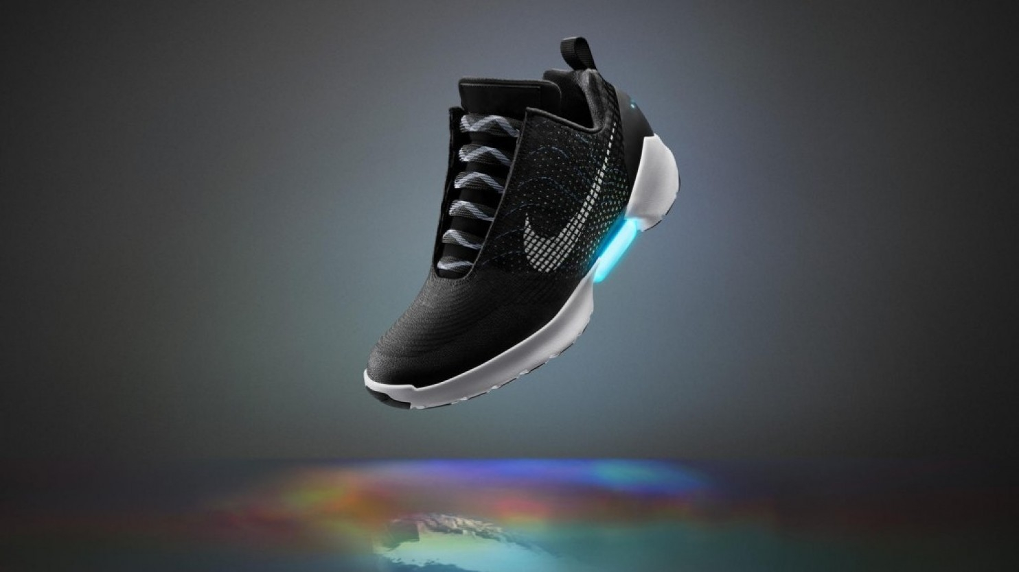 NIKE shoes that TIE THEMSELVES are COMING!!!!! (Watch)