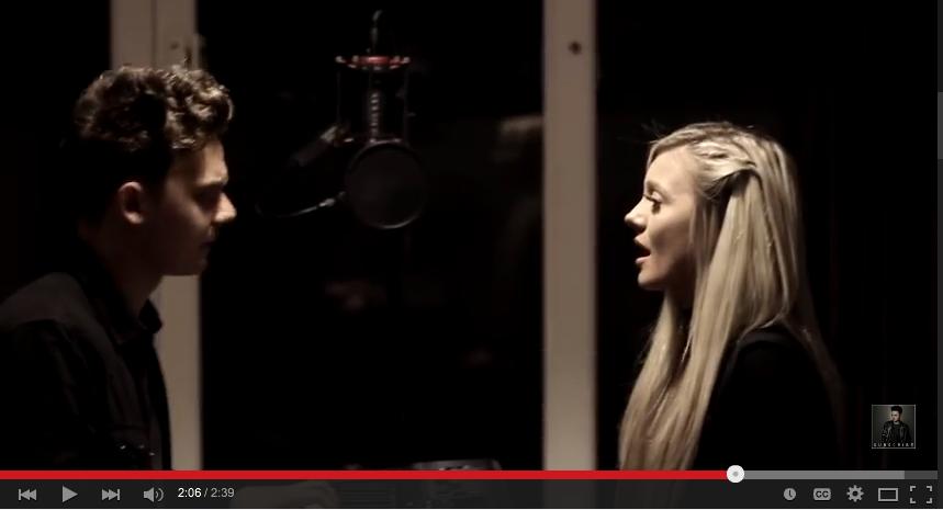 "Conor Maynard & Samantha Harvey Doing Stunning Cover Of ""I Hate U, I Love U"" - WATCH"