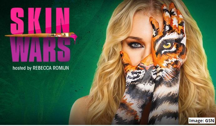 I've Recently Become Obsessed With 'Skin Wars' On Netflix And Now I Want An AirBrush - WATCH