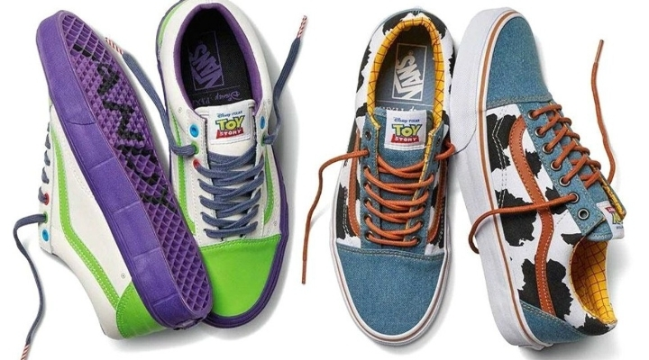 STOP EVERYTHING! Vans Is Releasing A 'Toy Story' Line & I'm Already On The Wait List - LOOK