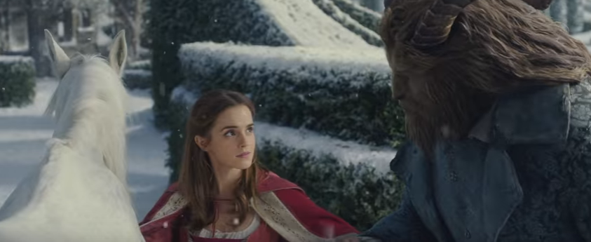 The official Beauty & The Beast trailer is here!
