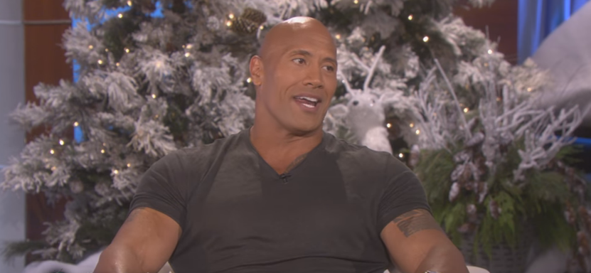 "Dwayne ""The Rock"" Johnson named SEXIEST MAN ALIVE!"