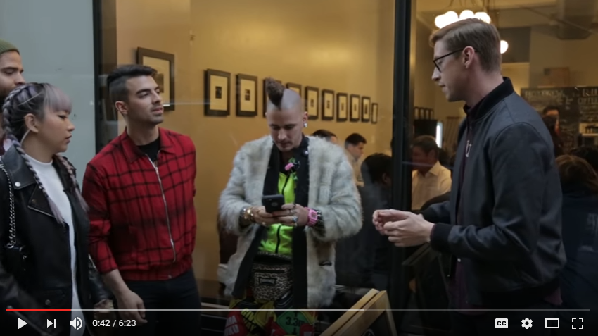 DNCE Let Buzzfeed And Their Fans Decide How To Spend Their Whole Day - WATCH