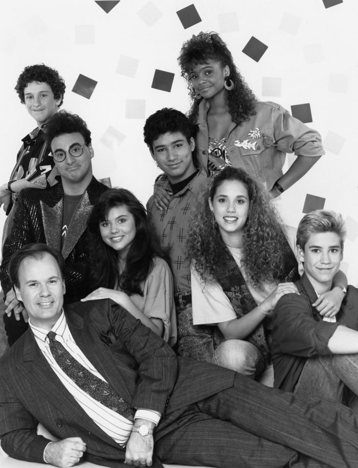 Shocking or (not so shocking) secrets of Saved By The Bell