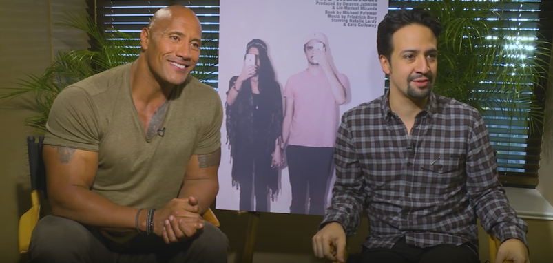 WATCH: Dwayne Johnson And Lin-Manuel Miranda Made 'Millenials: The Musical' And It's SOOOO GOOD!