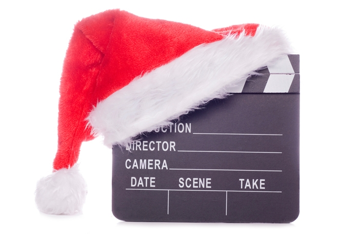 Favourite Christmas movie and go!