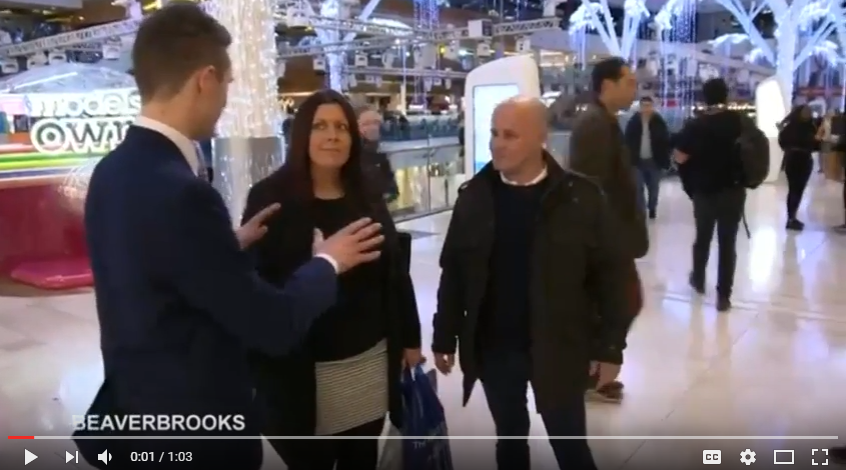 A Man In The UK Enlisted The Help Of A Magician For A One Of A Kind Proposal - WATCH