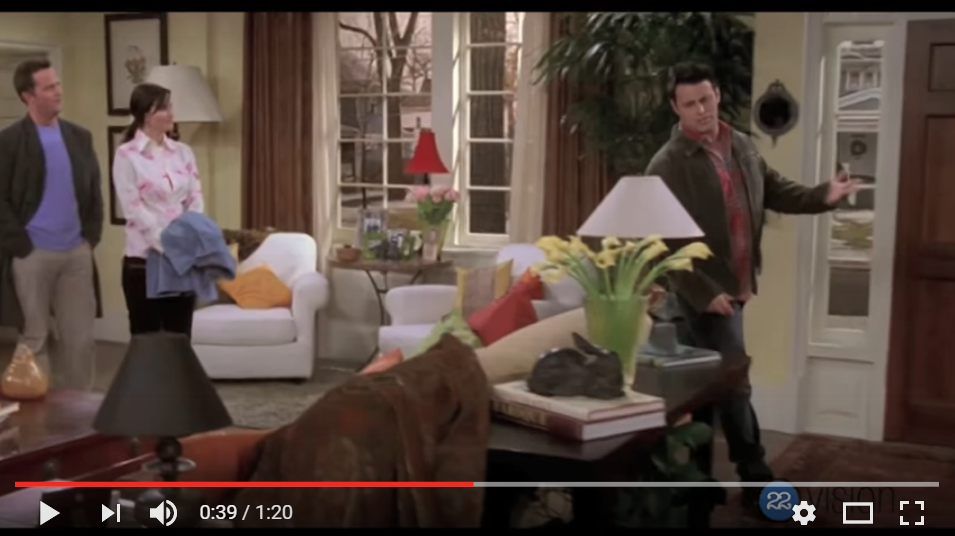 Could Monica And Chandler Have Purchased The House From 'Home Alone' In The Final Season Of 'Friends'? -WATCH