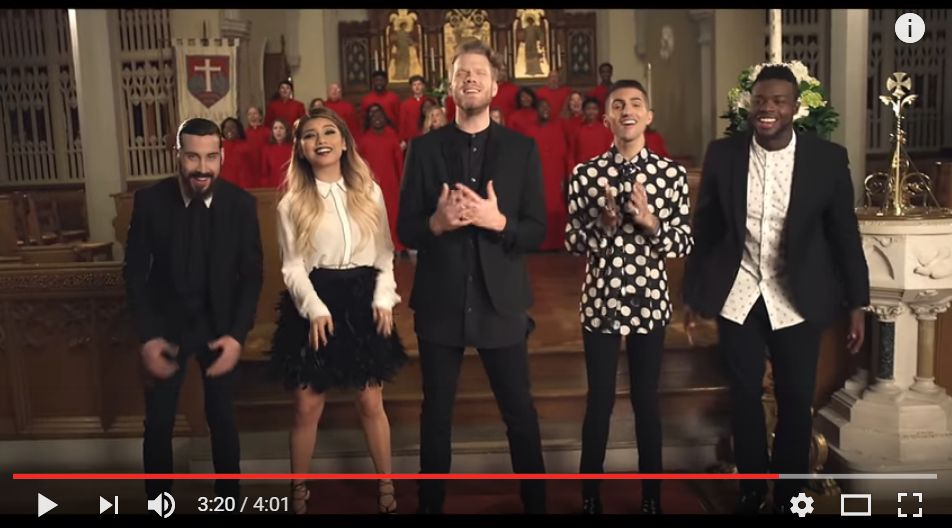 "Pentatonix Covers 'Hallelujah' & Sings A Fantastic Version Of ""O Come All Ye Faithful - WATCH"