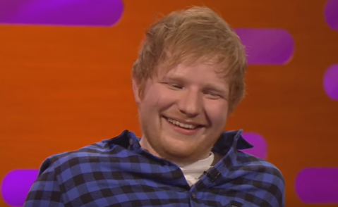 WATCH:Ed Sheeran once took LEGO with him on a date